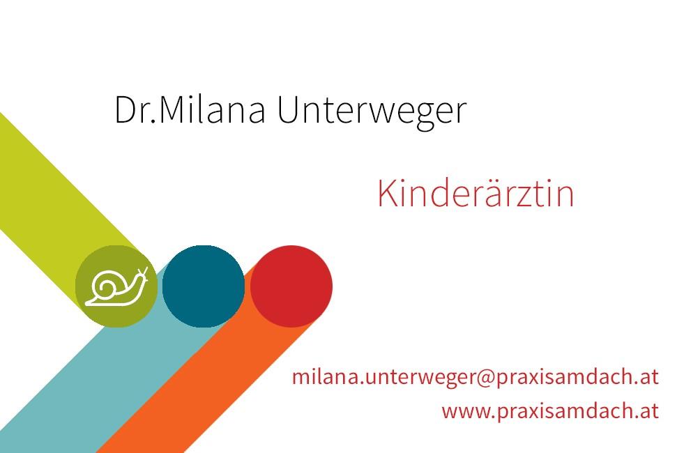 Dr. Milana Unterweger